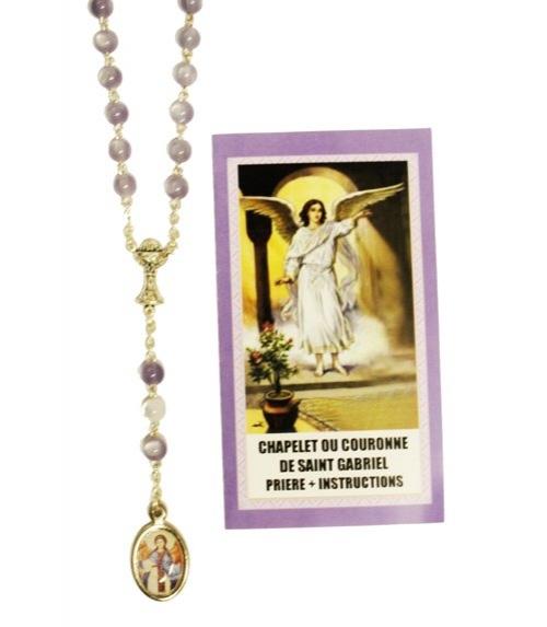 Chapelet saint gabriel