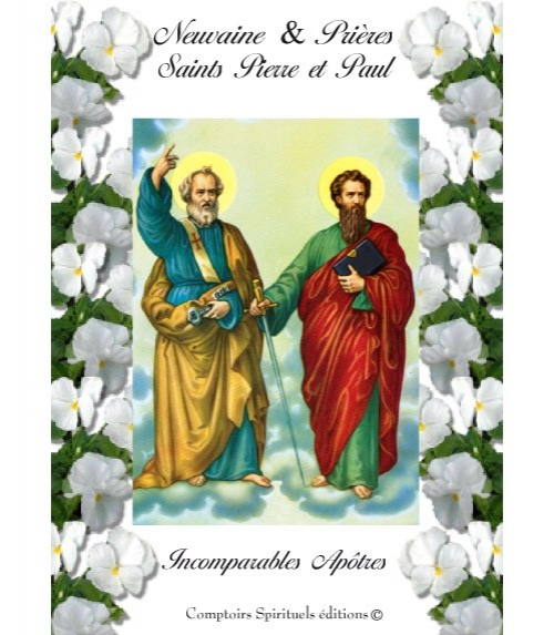Neuvaine Saints Pierre et Saint Paul
