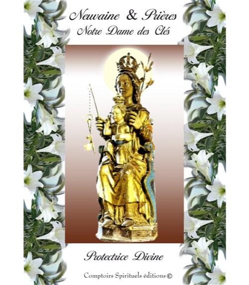 Neuvaine Notre Dame des Clés