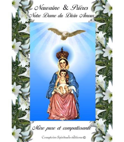 Neuvaine Notre Dame du Divin Amour