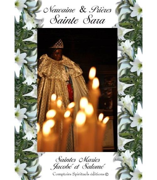 Neuvaine Sainte Sara