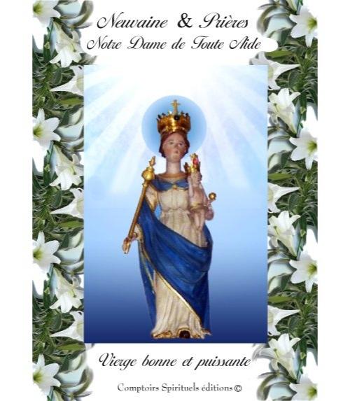 Neuvaine Notre Dame de Toute Aide