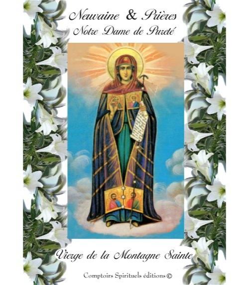 Neuvaine Notre Dame de Puret�