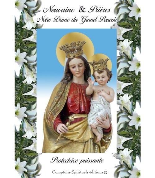 Neuvaine Notre Dame du Grand Pouvoir