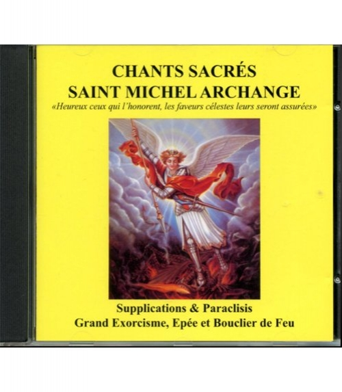 Chants de saint michel archange