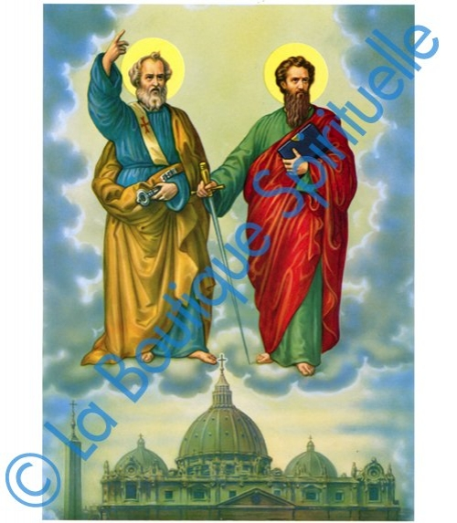 Saints Pierre & Paul