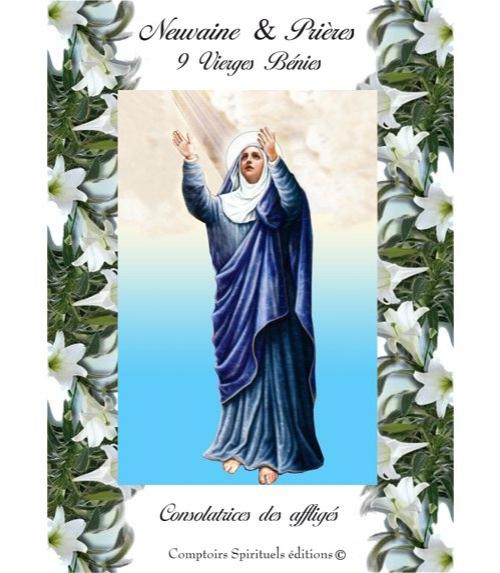 Neuvaine 9 Vierges Bénies