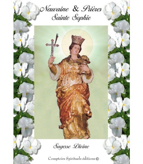 Neuvaine Sainte Sophie