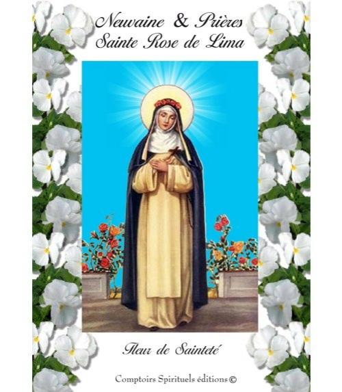 Neuvaine Sainte Rose de Lima