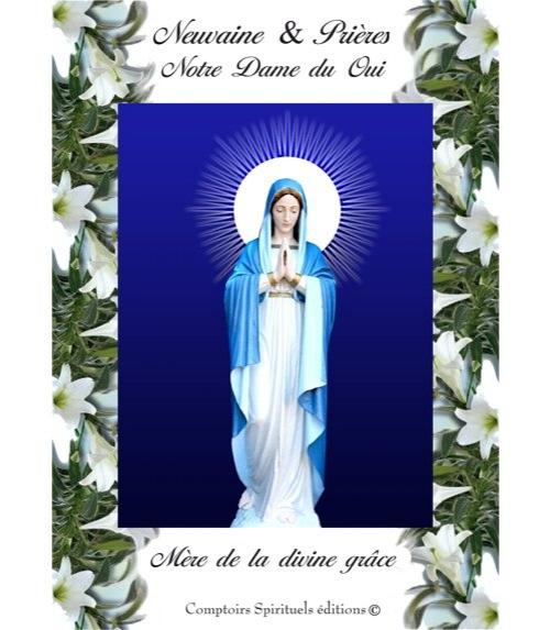Neuvaine Notre Dame du Oui