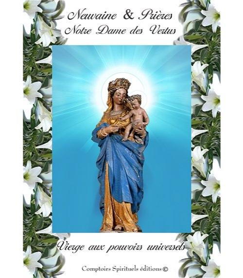 Neuvaine Notre Dame des Vertus