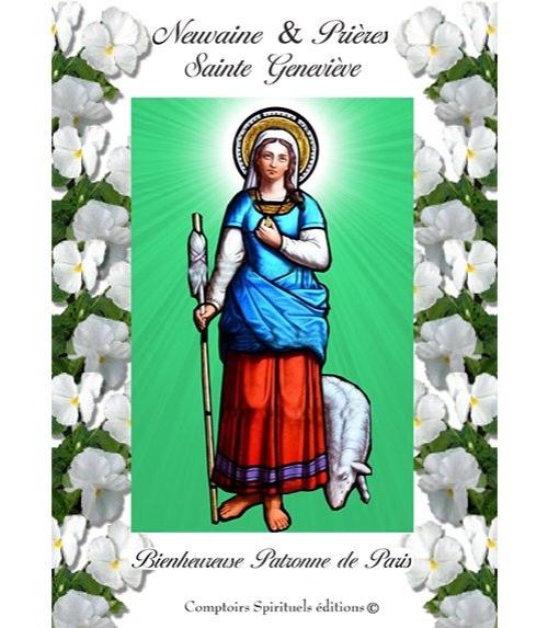 Neuvaine Sainte Geneviève