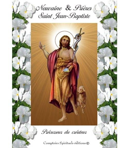 Neuvaine Saint Jean-Baptiste