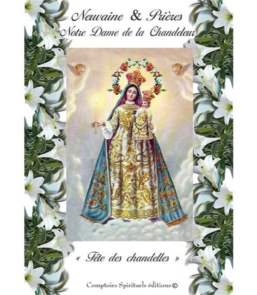 Neuvaine Notre Dame de la Chandeleur