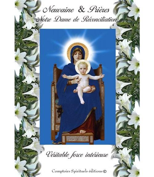 Neuvaine Notre Dame de R�conciliation