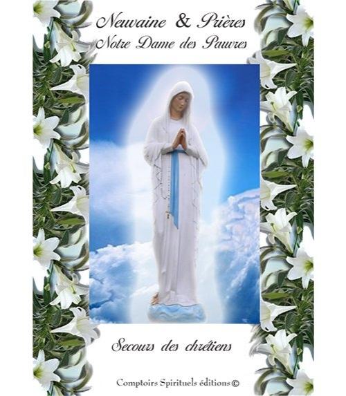 Neuvaine Notre Dame des Pauvres