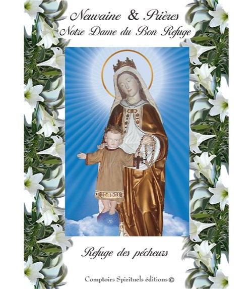 Neuvaine Notre Dame du Bon Refuge