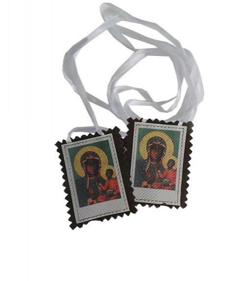 Scapulaire Vierge Noire