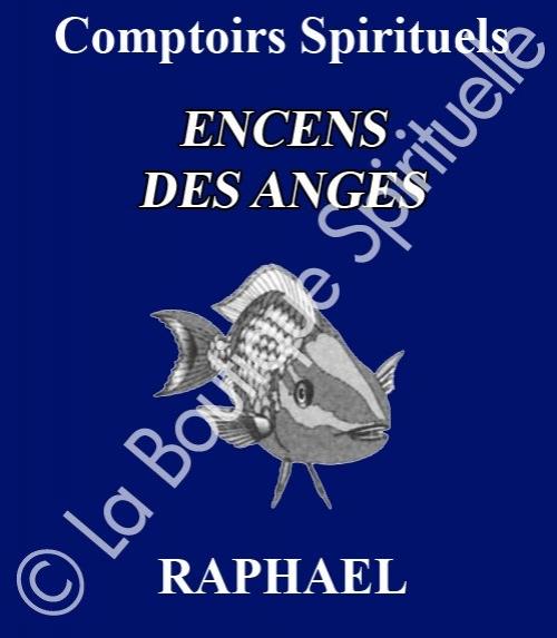 Encens tilleul : ange raphaël