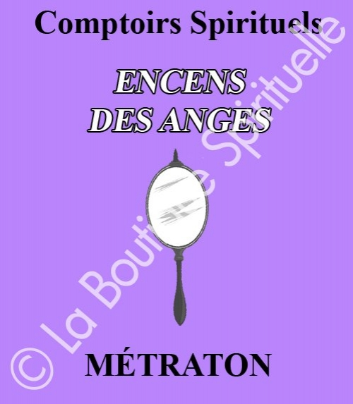 encens Lavande: ange Métraton