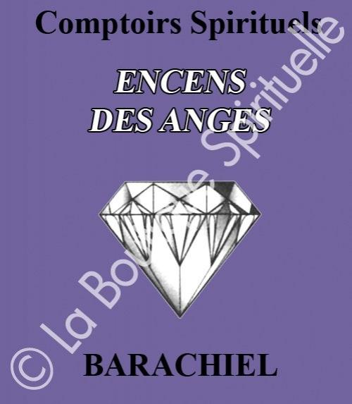 Encens citron : ange barachiel