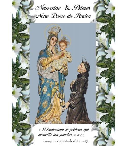 Neuvaine Notre Dame du Pardon