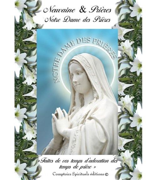 notre dame des prières