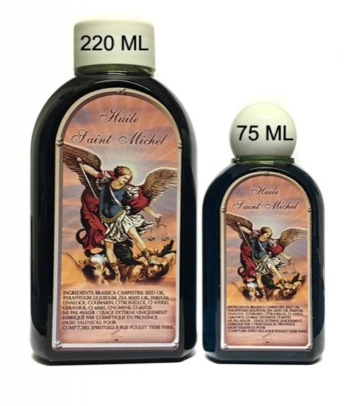 huile spirituelle saint michel (220ml)