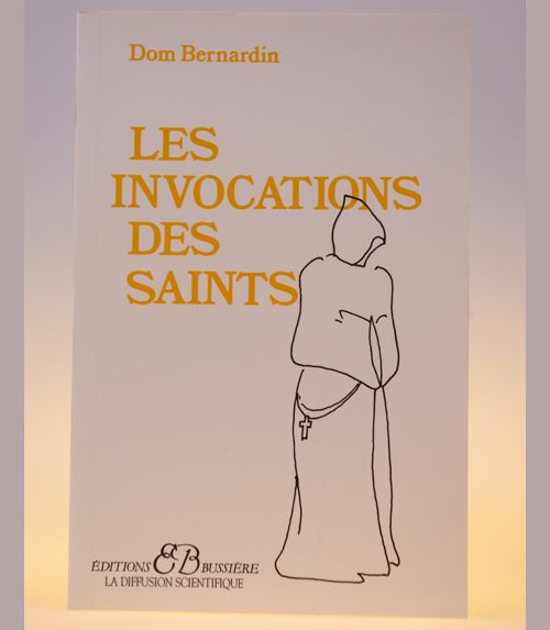 La gu�rison par l'invocation des saints