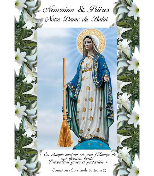 neuvaine Notre Dame du Balai
