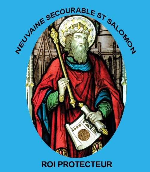 Neuvaine Secourable Saint Salomon