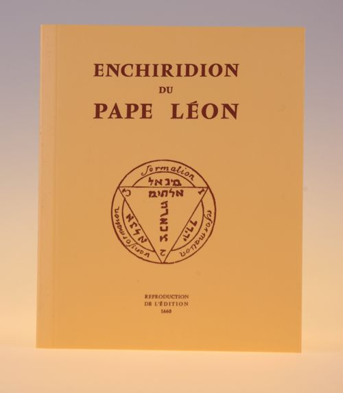 Enchiridon du pape l�on
