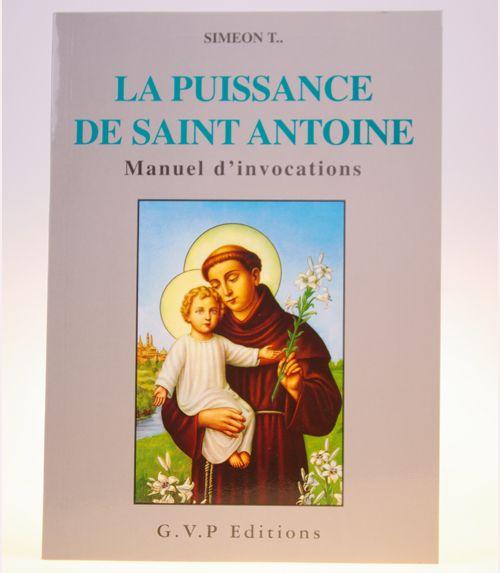Fabuleux Par la puissance de saint antoine - Prières & Neuvaines - Prières  GN72