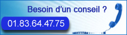 Besoin d'un conseil ? Contactez nous au 01.53.413.413